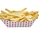 french fry lunch sides