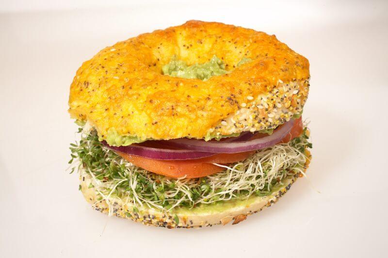 Lunch Bagel Sandwiches Goldstein S Bagel Bakery